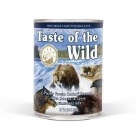 Pâtée en boîte pour chien - Taste Of The Wild Pacific Stream Pacific Stream