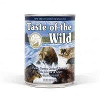Pâtée en boîte pour chien - TASTE OF THE WILD Pacific Stream