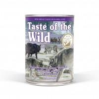 Pâtée en boîte pour chien - TASTE OF THE WILD Sierra Mountain