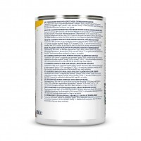 Pâtée en boîte pour chien - Yarrah Bouchées biologiques Poulet/Bœuf - 12 x 405 g