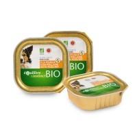 Pâtée en barquette pour chien Bio - EQUILIBRE & INSTINCT Pâtée Bio Adult - Lot 11 x 150 g