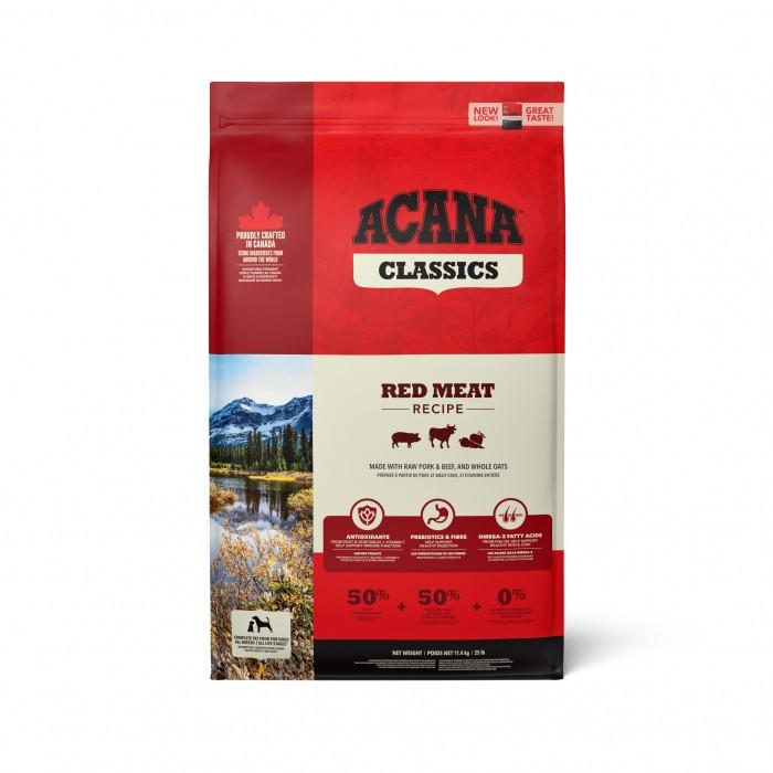 Alimentation pour chien - Acana Classics - Classic Red pour chiens