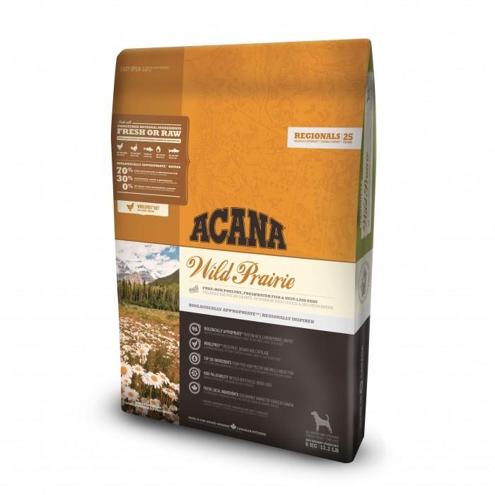 Alimentation pour chien - Acana Regionals - Wild Prairie pour chiens