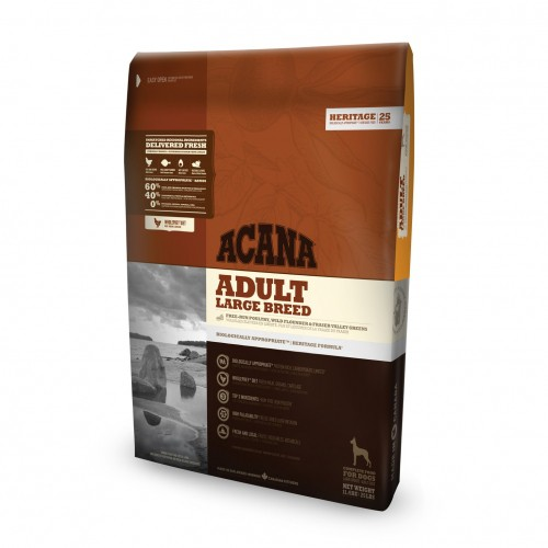 Alimentation pour chien - Acana Heritage - Adult Large Breed pour chiens