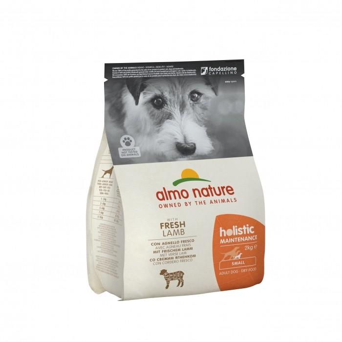 Alimentation pour chien - Almo Nature Holistic Small Adult Dog pour chiens