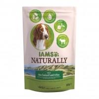 Croquettes pour chien - IAMS  Naturally Adulte - Agneau Nouvelle Zélande