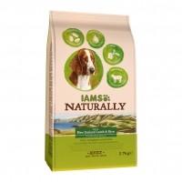 Croquettes pour chien - IAMS  Naturally Adulte - Agneau Nouvelle Zélande Naturally Adulte - Agneau Nouvelle Zélande