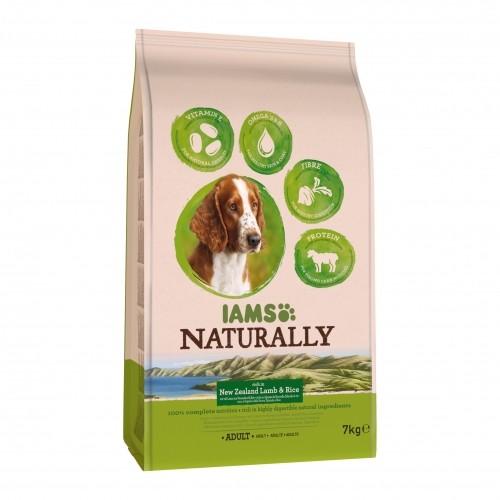 Alimentation pour chien - IAMS  Naturally Adulte - Agneau Nouvelle Zélande pour chiens