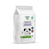 Croquettes pour chiot - Nestor Bio Chiot Toutes Races Sans Céréales