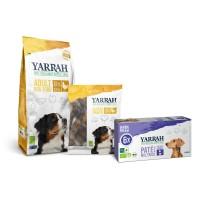 Croquettes, pâtées et friandises pour chien - Yarrah, Pack découverte au poulet pour chien adulte Pack découverte au poulet pour chien adulte