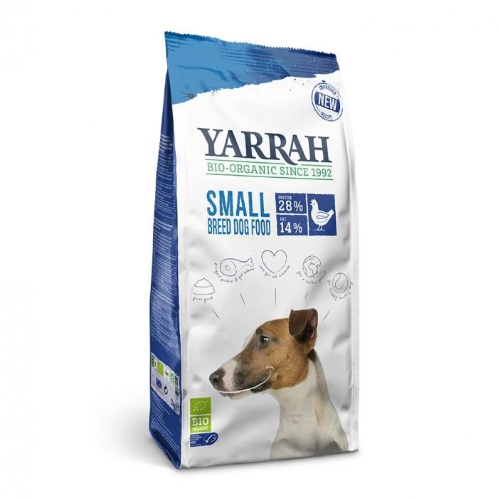 Alimentation pour chien - Yarrah Croquettes biologiques pour chien de petite race pour chiens