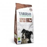 Croquettes pour chien - Yarrah Croquettes biologiques pour chien senior