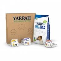 Aliments bio et sans céréales pour chiot et chien de petite taille - Yarrah Box Passer au Bio - Chiot et chien de petite race Chiot et chien de petite race