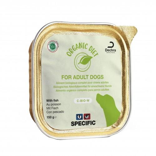 Alimentation pour chien - SPECIFIC C-BIO W Organic pour chiens