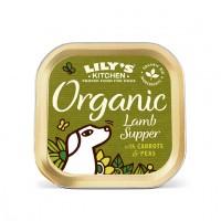 Pâtée en barquette pour chien - Lily's Kitchen Pâtée Bio Adulte Organic