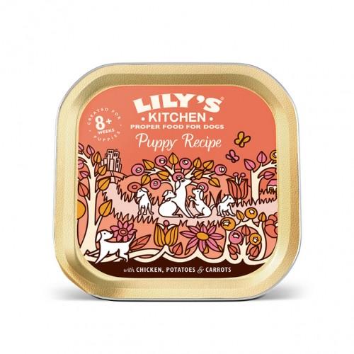 Alimentation pour chien - Lily's Kitchen Pâtée Bio Chiot Organic pour chiens