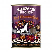 Pâtée en boîte pour chien - Lily's Kitchen Pâtée Halloween Beef Ghoooulash Lily's Kitchen