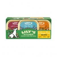 Pâtée pour chien - Multipack Pâtée Adulte Sans Céréales pour chien Lily's Kitchen