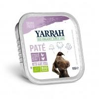 Pâtée en barquette pour chien - Yarrah Pâtée Grain Free Bio en barquette - 6 x 150 g