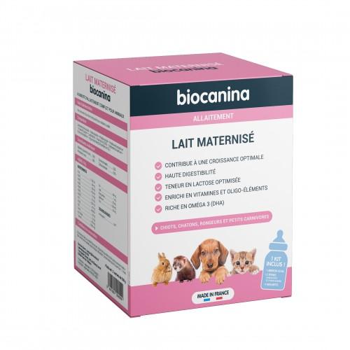 Alimentation pour chien - Lait maternisé Biocajunior pour chiens