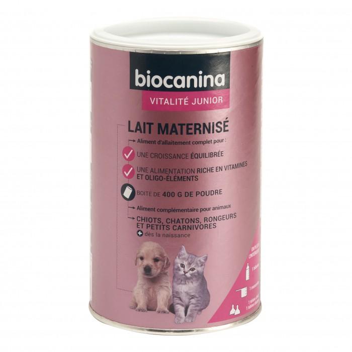 Alimentation pour chien - Lait maternisé pour chiens