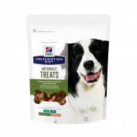 Prescription - HILL'S Prescription Diet Friandises Metabolic Treats Canine
