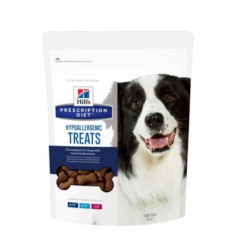 Prescription - HILL'S Prescription Diet Friandises Hypoallergenic Treats Canine