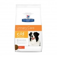 Prescription - HILL'S Prescription Diet Canine c/d devient Canine c/d multicare