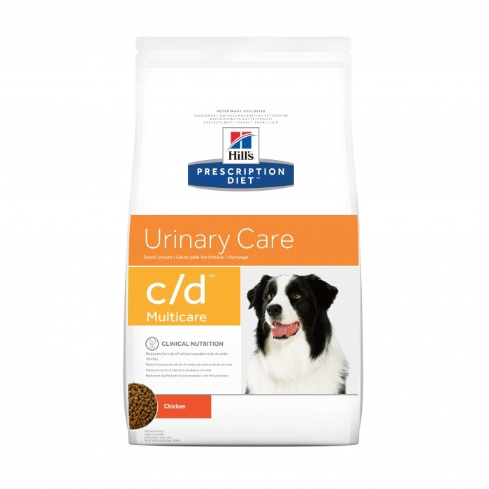 Hill's Prescription Diet c/d Multicare-Canine c/d multicare