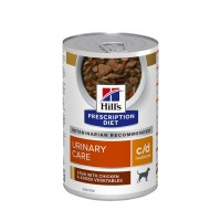 Prescription - HILL'S Prescription Diet Canine c/d multicare mijoté