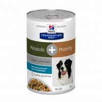 Prescription - HILL'S Prescription Diet Metabolic + Mobility Canine Mijoté
