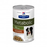 Prescription - HILL'S Prescription Diet Metabolic Canine Mijoté Metabolic Canine Mijoté