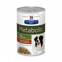 Prescription - HILL'S Prescription Diet Metabolic Canine Mijoté Metabolic Canine Mijoté