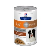 Prescription - HILL'S Prescription Diet k/d + Mobility Canine Mijoté k/d + Mobility Canine Mijoté
