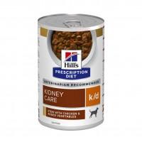 Prescription - HILL'S Prescription Diet Kodney Care k/d Mijoté k/d canine mijoté
