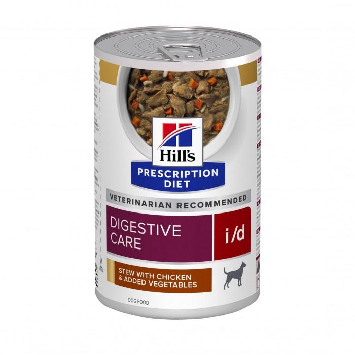 Alimentation pour chien - Hill's Prescription Diet Canine i/d Digestive Care Mijoté pour chiens