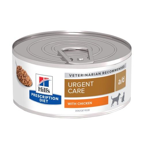 Alimentation pour chat - Hill's Prescription Diet a/d Restorative Care - Pâtée pour chien et chat pour chats