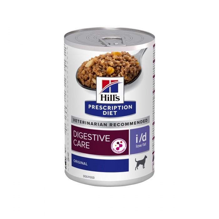 Alimentation pour chien - Hill's Prescription Diet i/d Low Fat Digestive Care pour chiens
