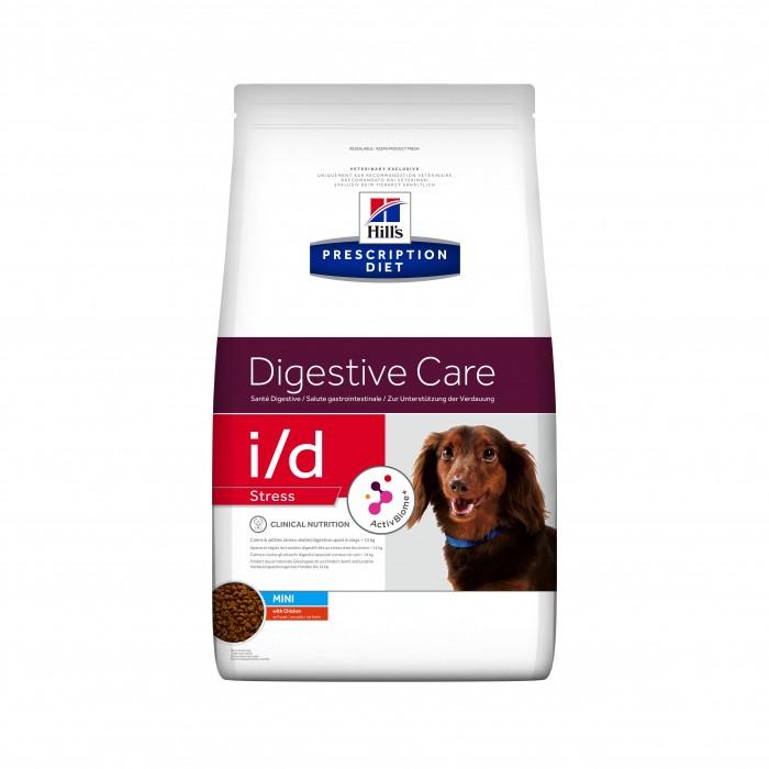 Alimentation pour chien - Hill's Prescription Diet Canine i/d Digestive Care Stress Mini pour chiens