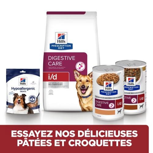 Alimentation pour chien - Hill's Prescription Diet Canine i/d Digestive Care pour chiens