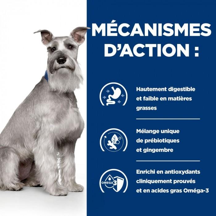 Alimentation pour chien - HILL'S Prescription Diet Canine i/d Digestive Care Low Fat Mijoté pour chiens