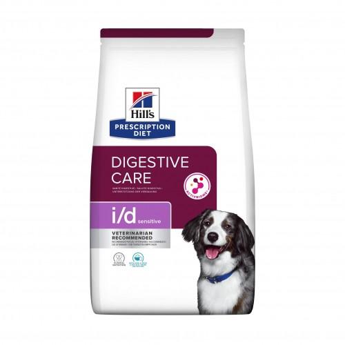 Alimentation pour chien - Hill's Prescription Diet Canine i/d Digestive Care Sensitive pour chiens