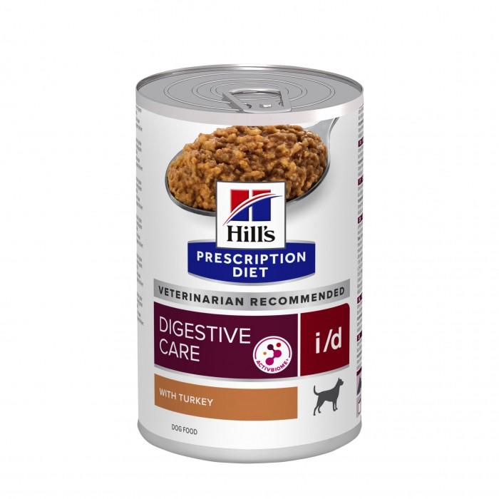 Alimentation pour chien - Hill's Prescription Diet Canine i/d Digestive Care - Pâtées pour chiens