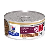 Prescription - HILL'S Prescription Diet Canine i/d Digestive Care Stress Mini Mijotés i/d stress mini Canine Mijoté