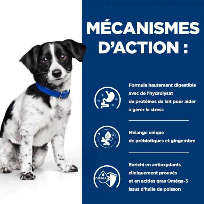 Alimentation pour chien - HILL'S Prescription Diet Canine i/d Digestive Care Stress Mini Mijotés pour chiens
