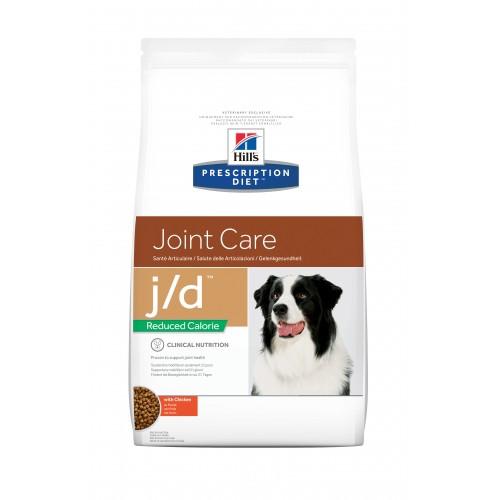 Alimentation pour chien - Hill's Prescription Diet j/d Reduce Carlorie Joint Care pour chiens