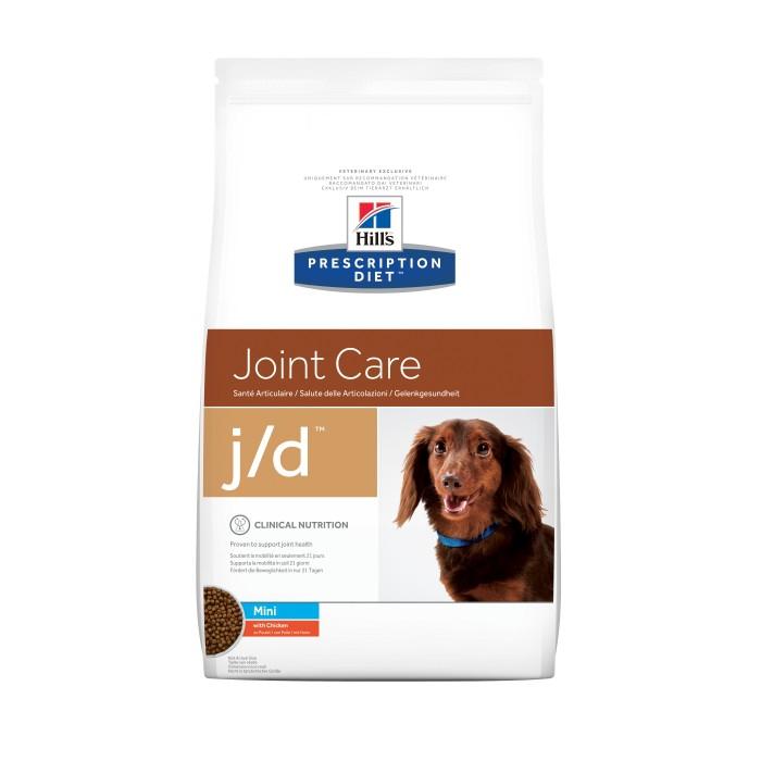 Alimentation pour chien - Hill's Prescription Diet j/d Mini Joint Care pour chiens