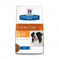 Prescription - HILL'S Prescription Diet Canine k/d