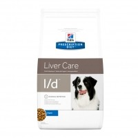 Prescription - Hill's Prescription Diet l/d Liver Care Canine l/d