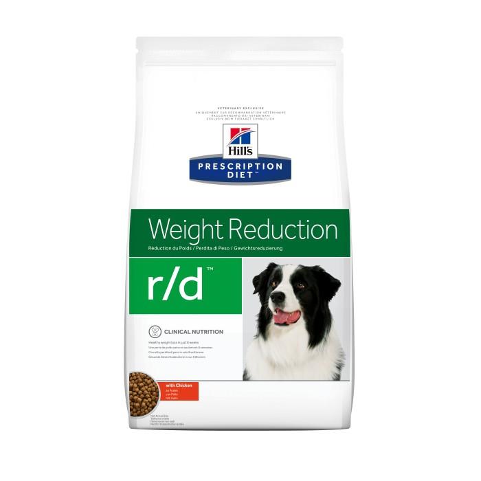 Alimentation pour chien - Hill's Prescription Diet r/d Weight Reduction pour chiens